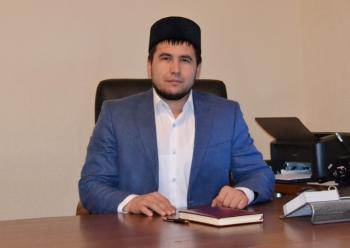 Имам-хатыб Пензенской соборной мечети Рафик Шабанов